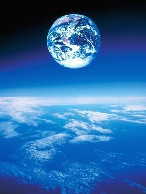 image satellite trafiquée